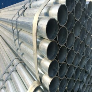 Hot-Dipped-Galvanized-Steel-Pipe-in-Stock